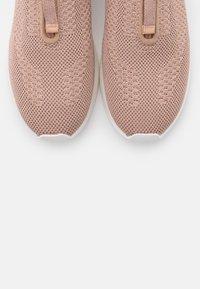 River Island - Sneakers laag - pink - 5