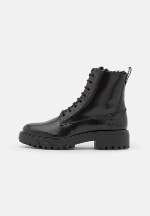 AXEL BOOTIE - Bottes de neige - black