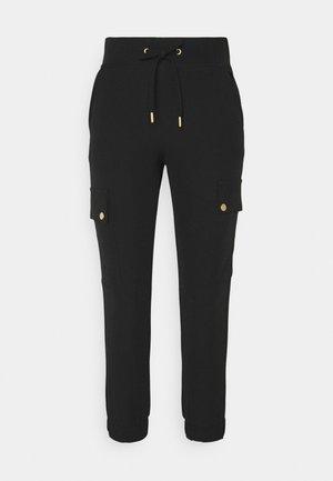 ONLGLOWING PANTS - Cargobroek - black