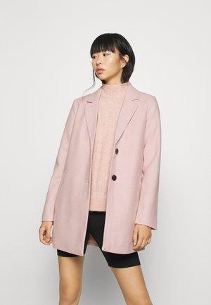 VMDAFNELISA - Classic coat - sepia rose/melange