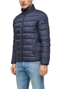 Q/S designed by - Light jacket - navy - 4