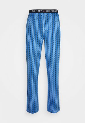 ORIGINAL PANT PRINT - Pyjama bottoms - blue