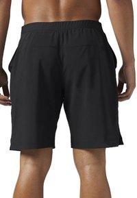 Reebok - SPEEDWICK SPEED SHORTS - Sports shorts - black - 1