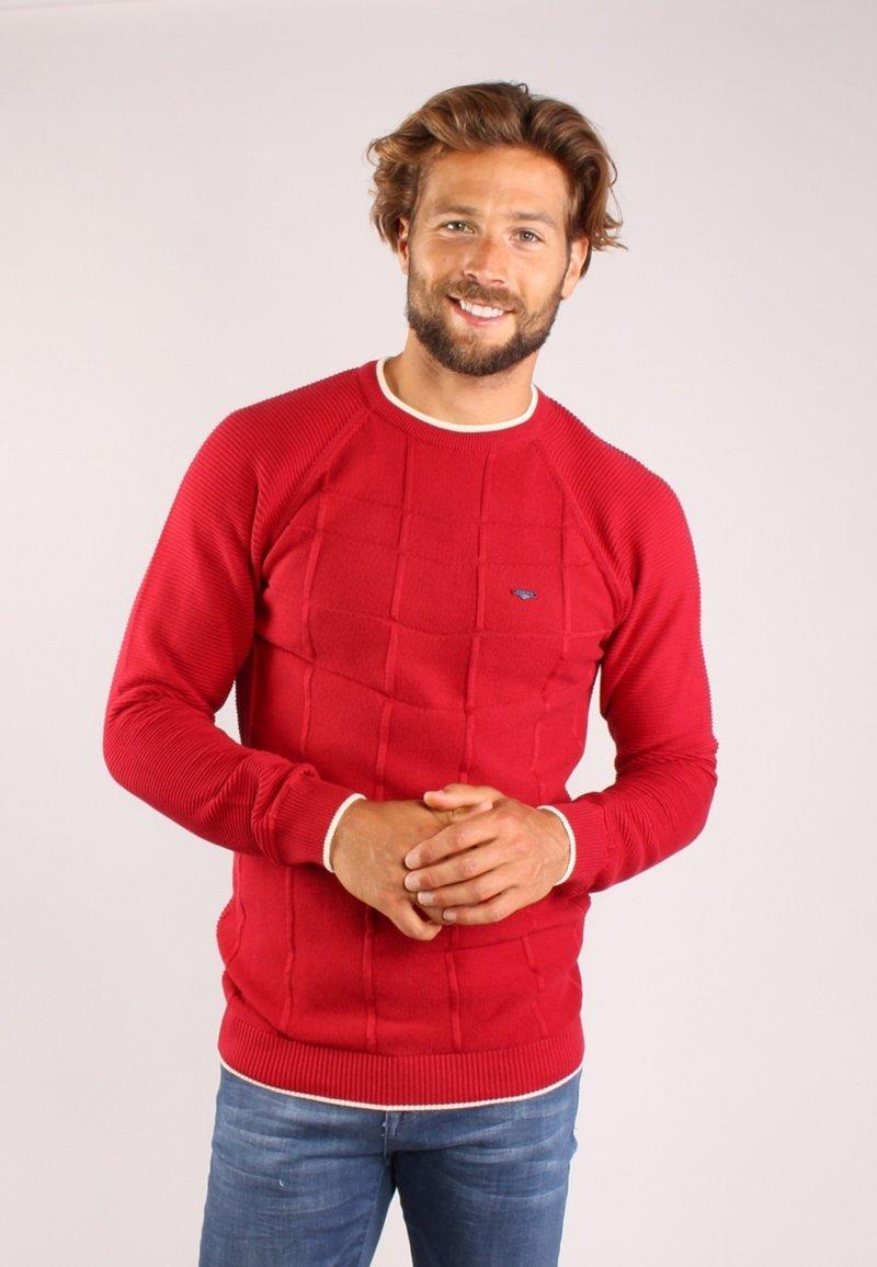 Gabbiano - Jumper - red