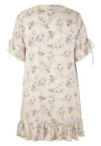 INAN ISIK - Day dress - beige - 1