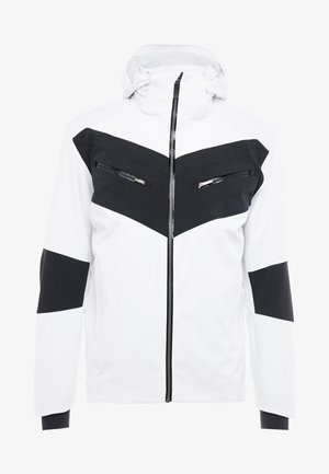 REBELS JACKET - Laskettelutakki - white/black
