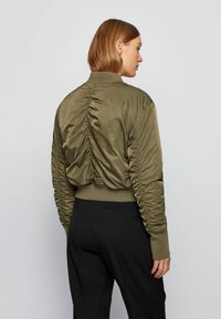 BOSS - Bomber Jacket - khaki - 2