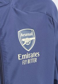 adidas Performance - ARSENAL PRESENTATION TRACK TOP - Training jacket - blue - 2