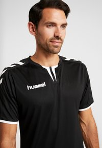 Hummel - CORE - Camiseta estampada - black - 3