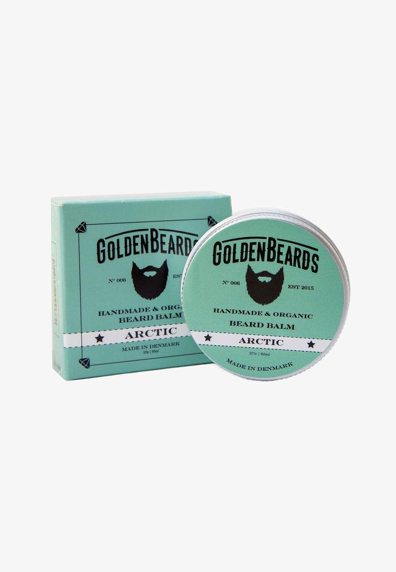 Golden Beards - BEARD BALM - Beard oil - arctic