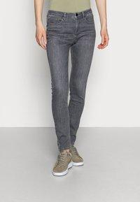 Opus - ELMA SMOKE GREY - Jeans Skinny Fit - smoke grey - 0