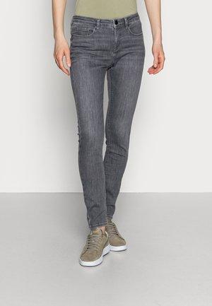 ELMA SMOKE GREY - Jeans Skinny Fit - smoke grey