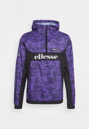 OSANNO JACKET - Sportovní bunda - purple