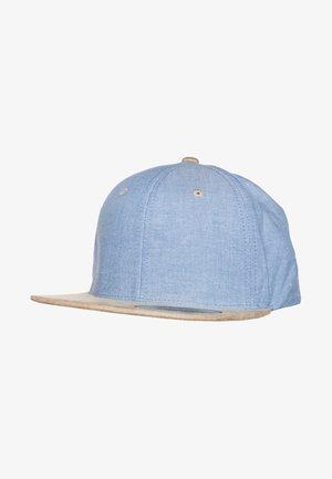 Cap - blue/beige