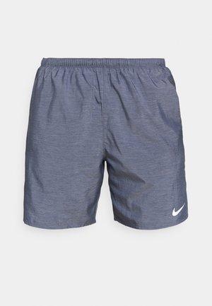 CHALLENGER SHORT - Pantalón corto de deporte - obsidian/heather