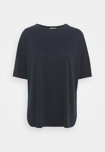 ECOV TEE - T-shirt print - black