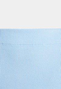 4th & Reckless - REBEKAH SKIRT - Pencil skirt - blue - 5