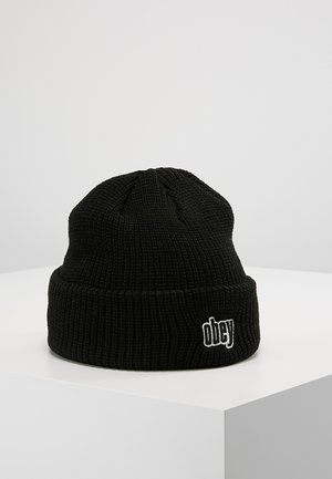 JUNGLE BEANIE - Beanie - black