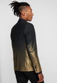 Twisted Tailor - THESEUS JACKET - Blazere - gold - 2
