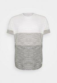 Blend - TEE - Print T-shirt - egret - 0