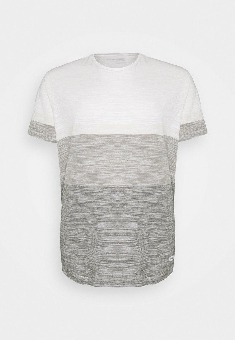 Blend - TEE - Print T-shirt - egret