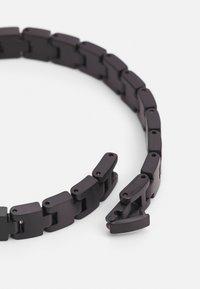 Tommy Hilfiger - ICONIC BRACELET - Bracelet - black - 1