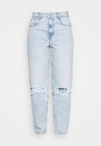 Gina Tricot - VINTAGE HIGH WAIST  - Jeans relaxed fit - light blue - 4