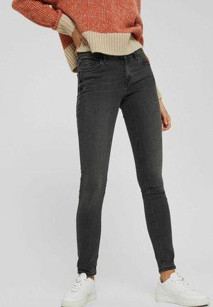 Jeans Skinny Fit - black dark washed