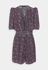 The Kooples - DRESS - Denní šaty - black/pink - 0