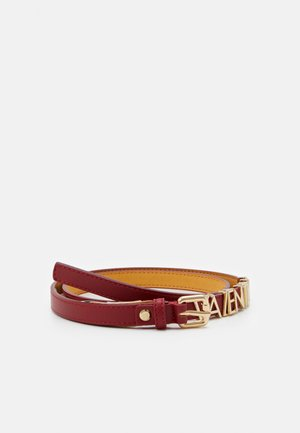 EMMA WINTER - Belte - rosso