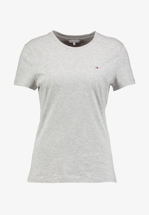 Camiseta básica - light grey heather