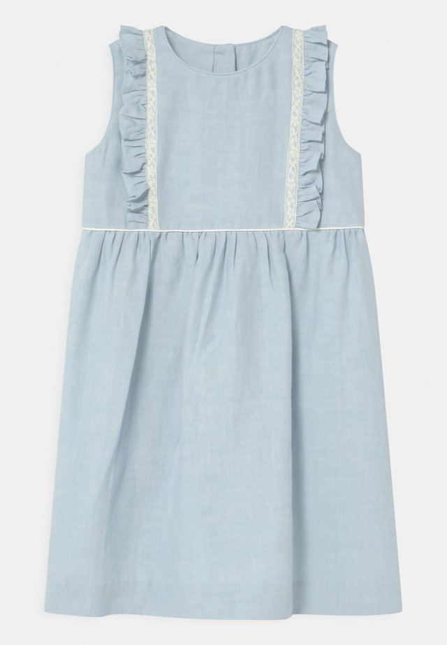 PEONÍA - Korte jurk - blue