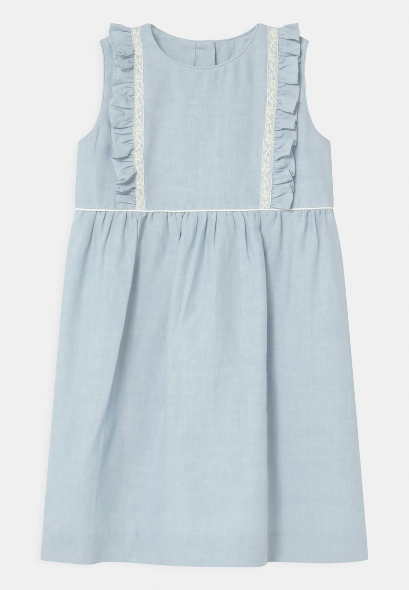 Twin & Chic - PEONÍA - Day dress - blue