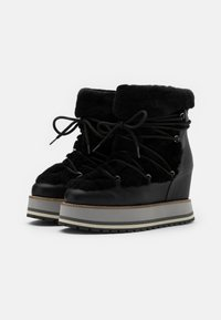 Paloma Barceló - MIRACLE - High heeled ankle boots - black - 2