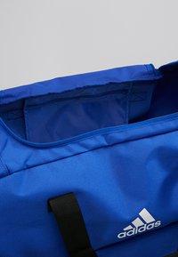 adidas Performance - TIRO DU - Sports bag - bold blue/white - 4