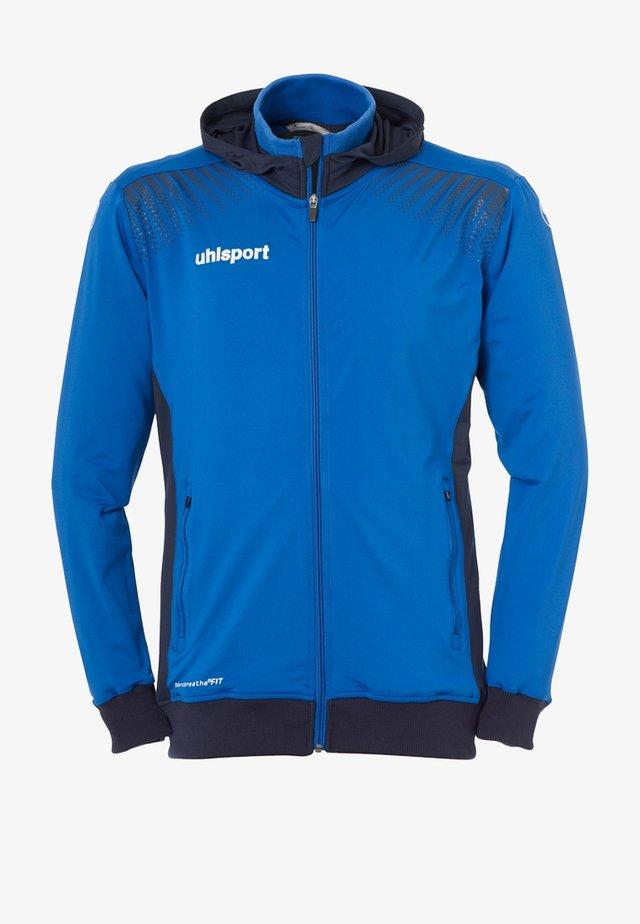 GOAL TEC - Training jacket - blau