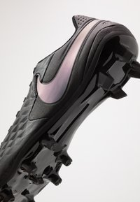 Nike Performance - TIEMPO LEGEND 8 ACADEMY MG - Moulded stud football boots - black - 5