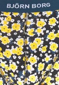 Björn Borg - DITSY FLOWER SAMMY 5 PACK - Underkläder - citrus - 7