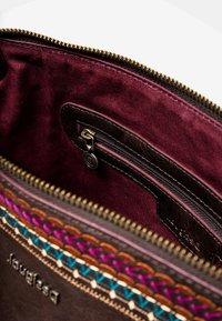 Desigual - BOLS_ASTORIA CATANIA - Across body bag - brown - 4