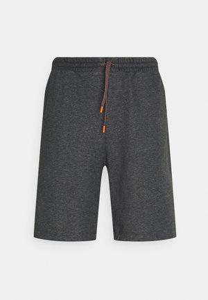MORVEN - Sports shorts - lead grey