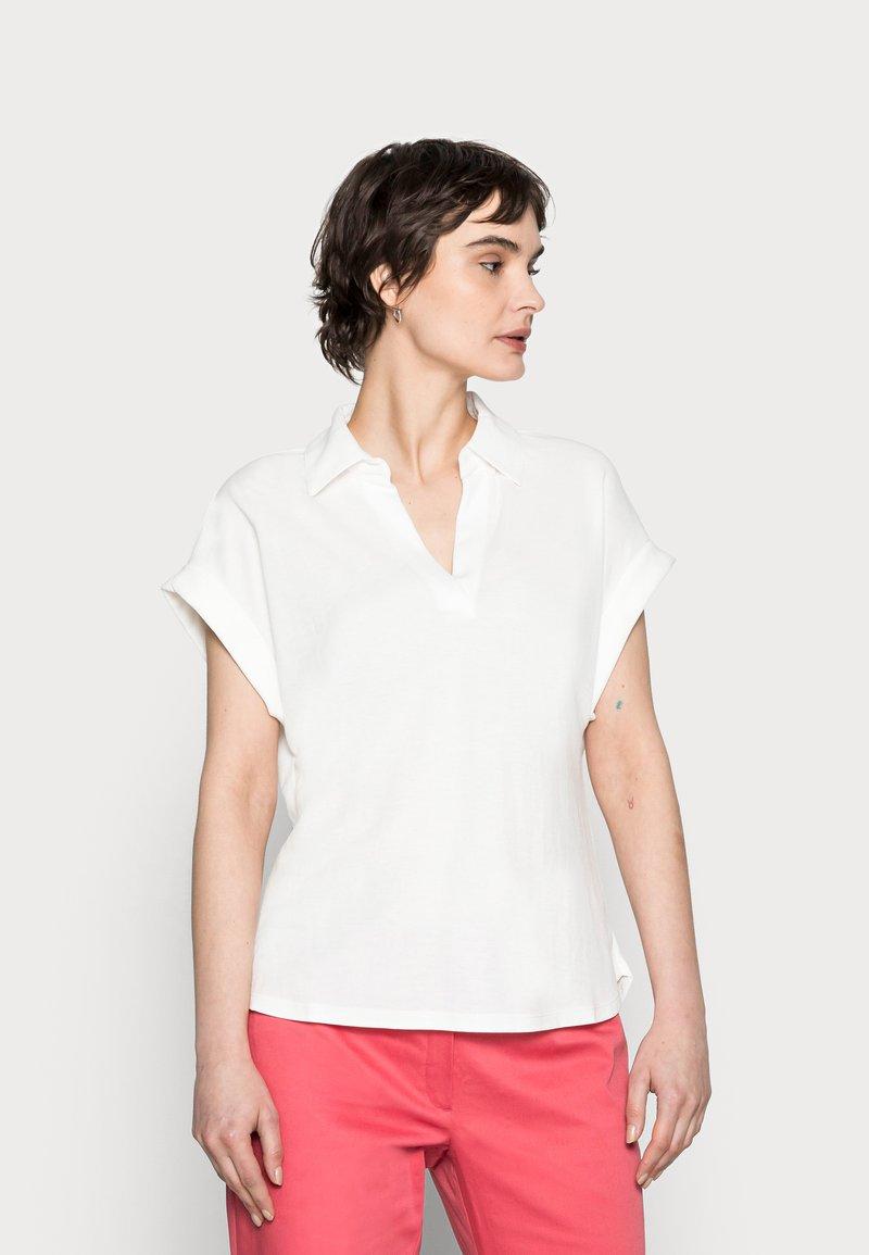 Opus - SILOU - T-shirt imprimé - milk