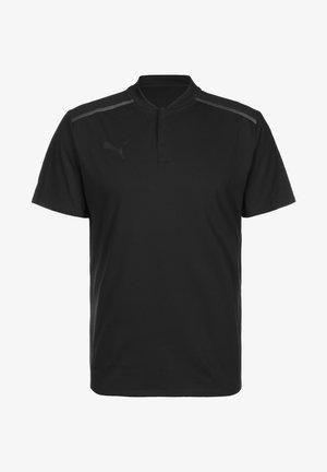 TEAMCUP - Print T-shirt - black / asphalt