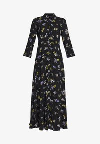 YAS - YASSAVANNA LONG DRESS - Maxikjole - black - 4