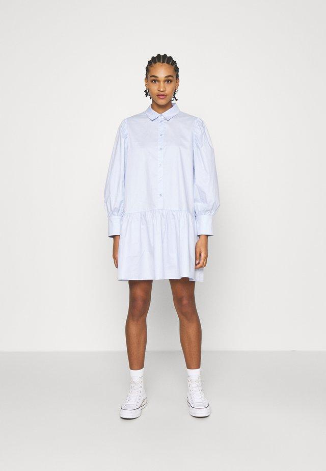 RYLEE DRESS - Shirt dress - blau