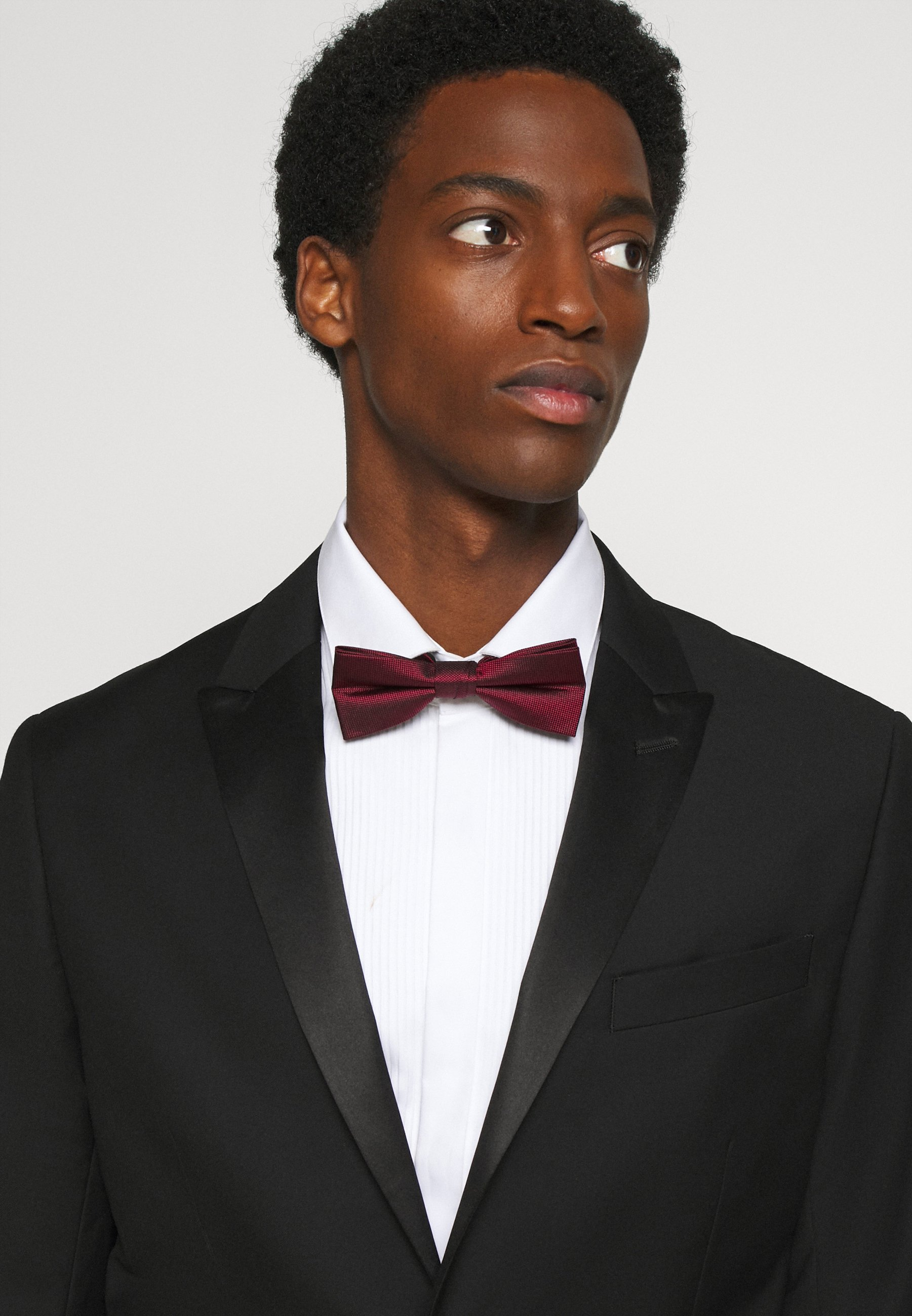 Homme OXFORD SOLID BOW TIE - Noeud papillon