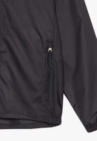 The North Face - YOUTH REACTOR - Windbreaker - black/white - 2