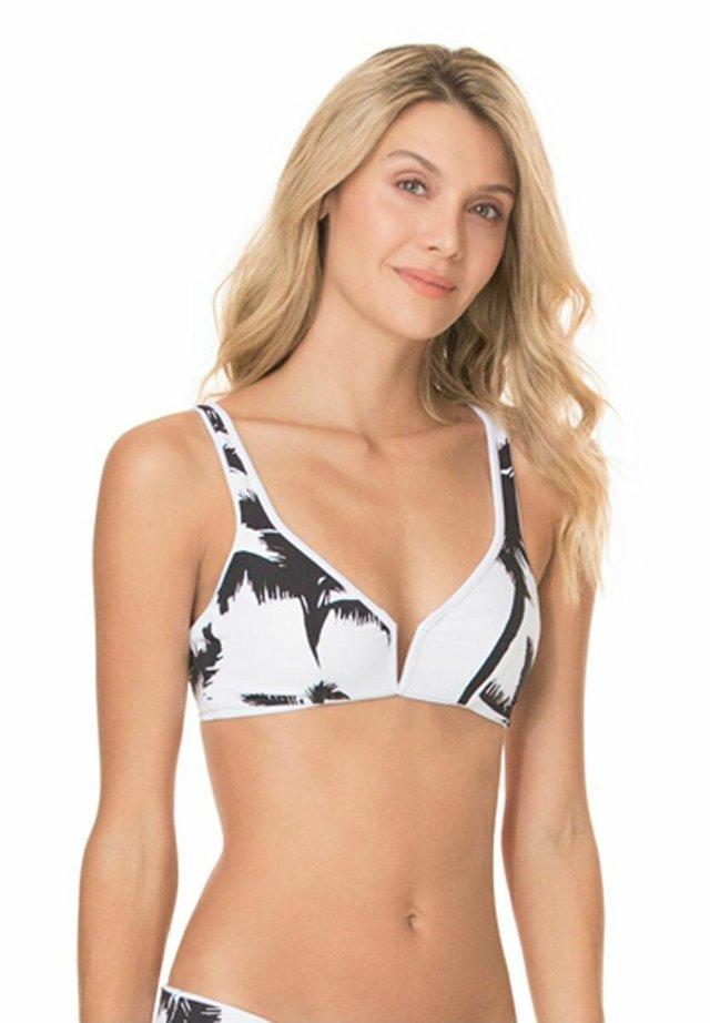 Bikiniyläosa - white