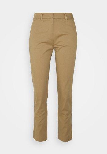 ZANNA - Trousers - camel