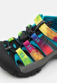 Keen - NEWPORT H2 UNISEX - Walking sandals - rainbow - 5