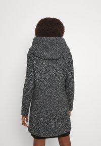 ONLY Tall - ONLSEDONA COAT - Krátký kabát - dark grey - 2